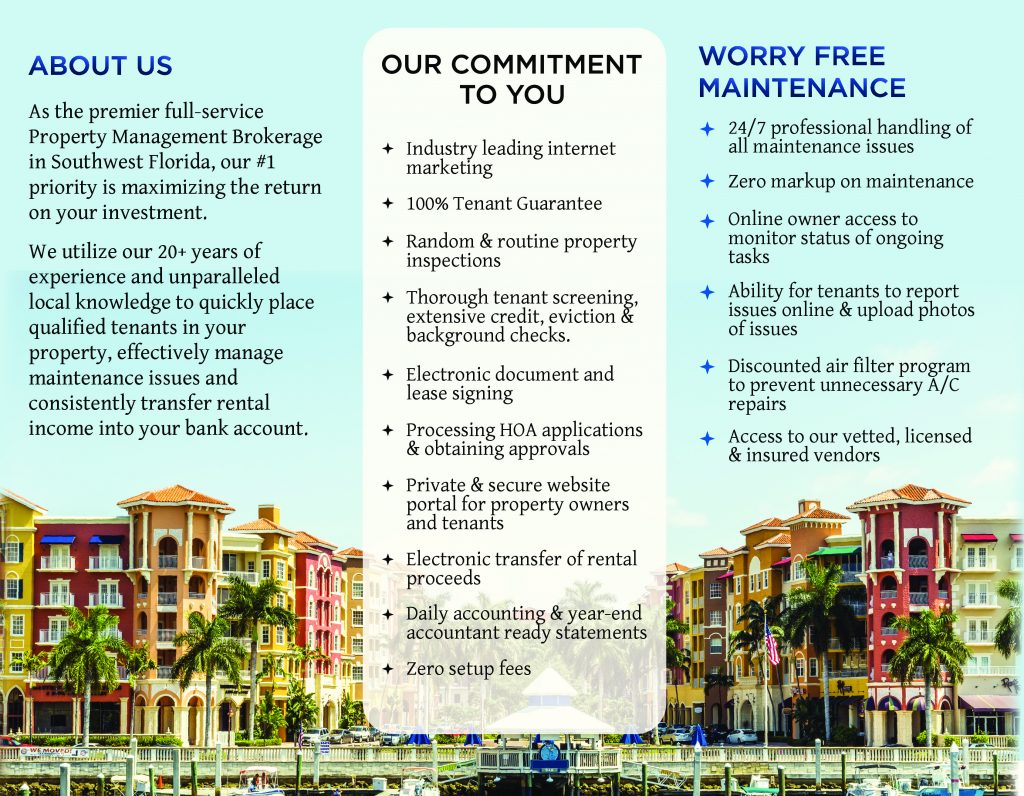 Estero Property Management | Property Management Fort Myers